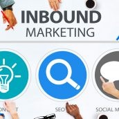 Attract visitors to your website with inbound marketing